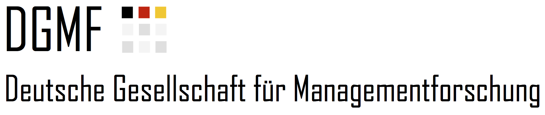 Deutsche Gesellschaft für Managementforschung mbH (DGMF)